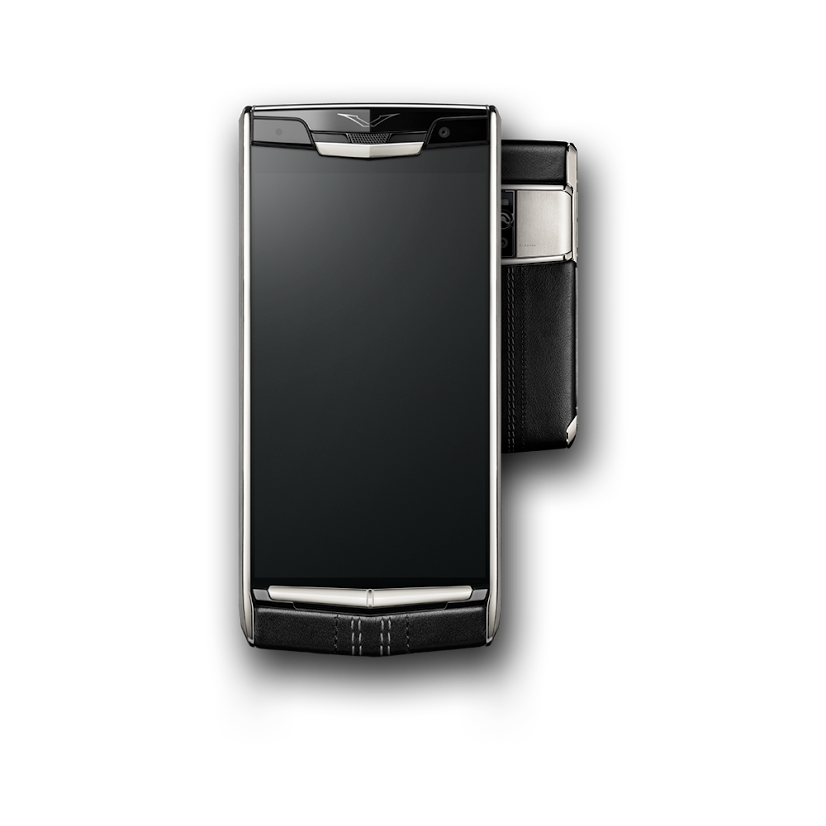 Vertu Signature Touch 2015 Jet Calf