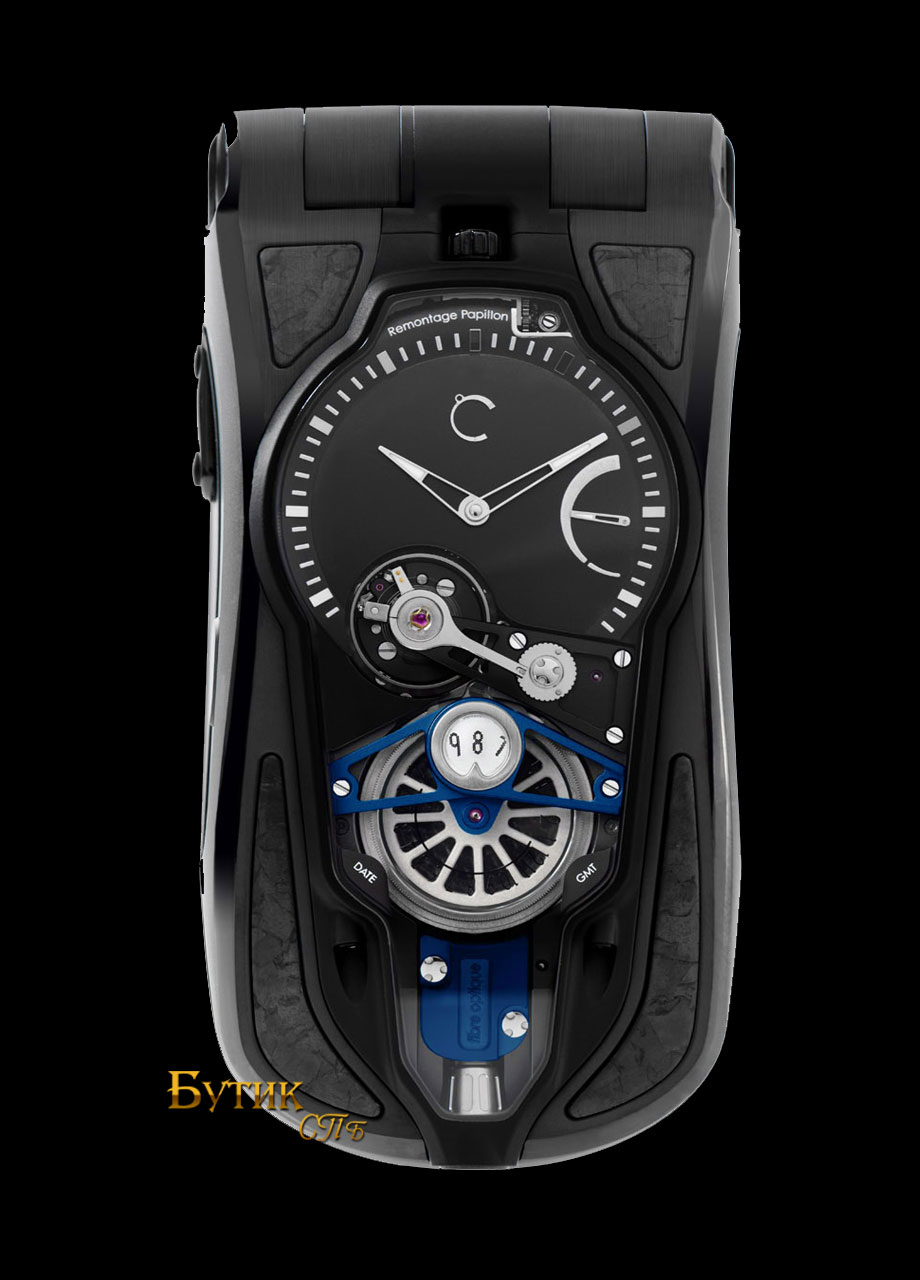 Celsius OptiC GMT Veloce