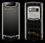 Vertu Constellation Touch Ti Black Alligator