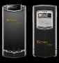 Vertu Constellation Touch Ti Black Leather