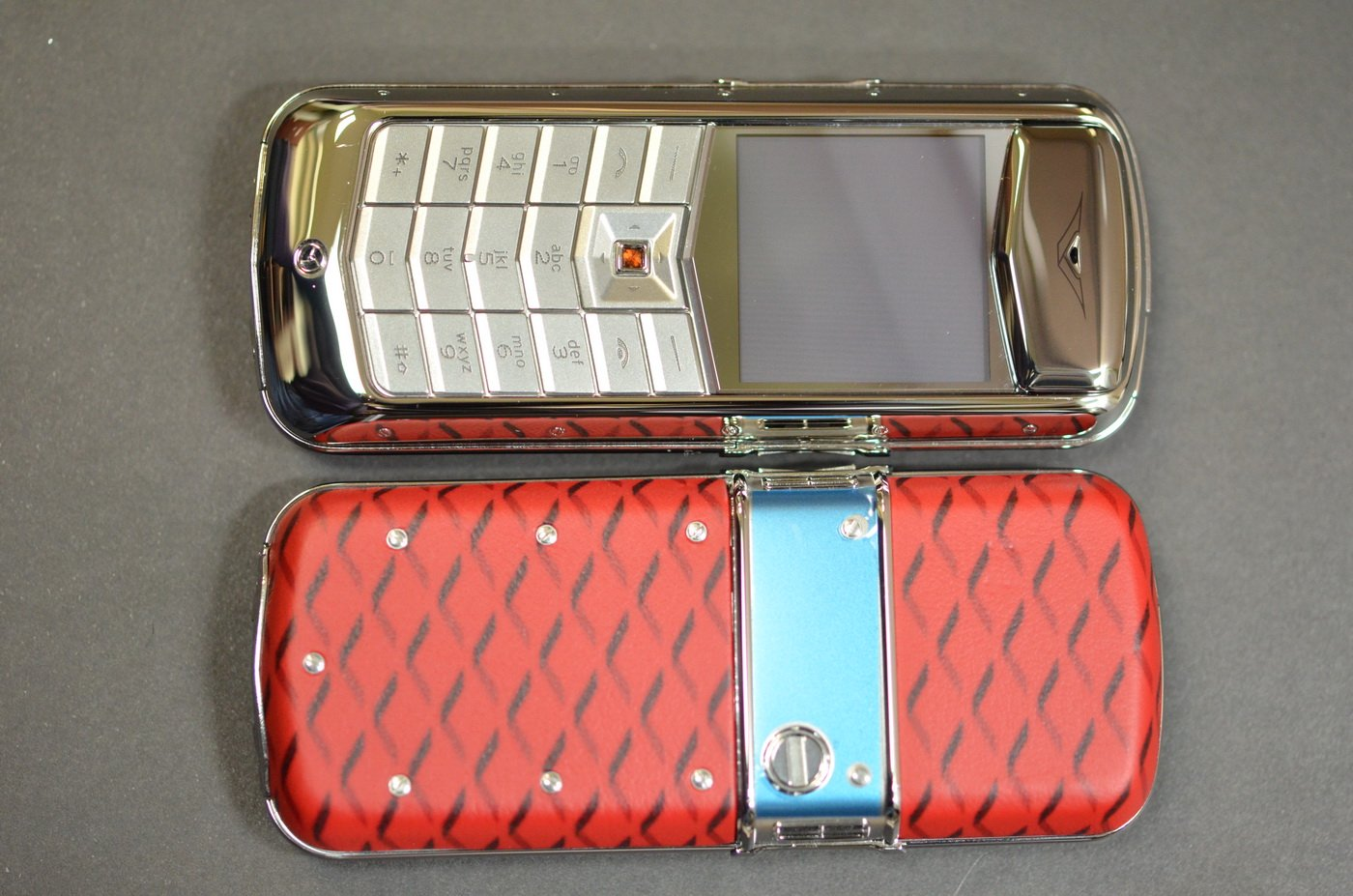 Корпус Vertu Constellation Red Monogram
