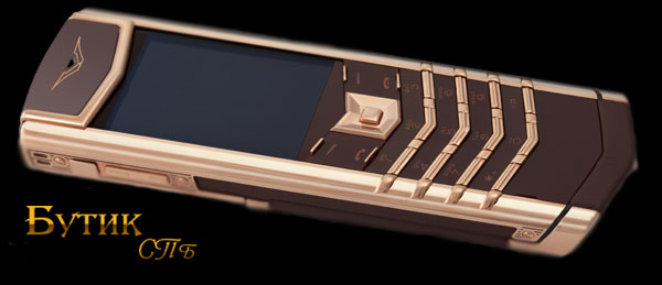Vertu Signature Pure Chocolate новинка