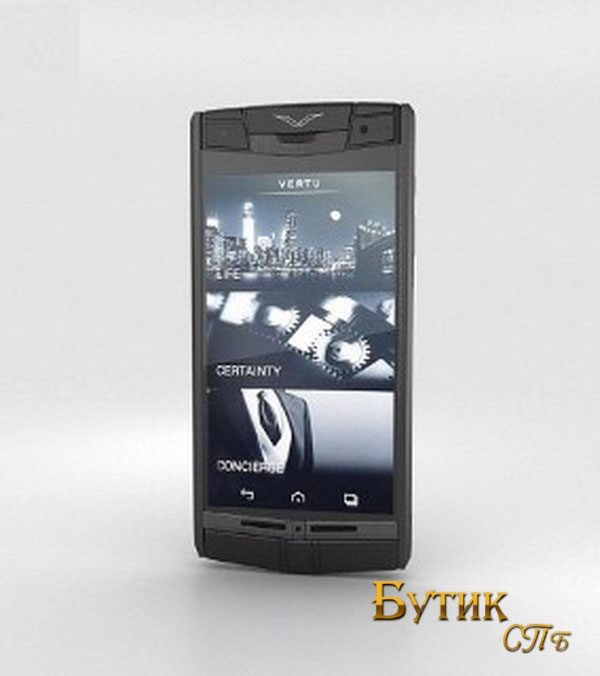 Vertu Signature Touch Pure Jet новинка 2014 года